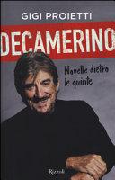 Copertina  Decamerino : novelle dietro le quinte