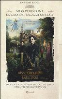 Copertina   Miss Peregrine