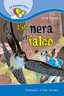 Copertina  L'ala nera del falco