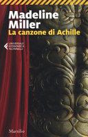 Copertina  La canzone di Achille