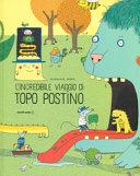 Copertina  L'incredibile viaggio di Topo Postino