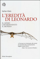 Copertina  L'eredità di Leonardo
