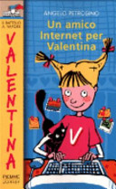 Copertina  Un amico Internet per Valentina