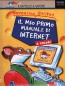 Copertina  Il mio primo manuale di Internet
