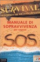 Copertina  Manuale di sopravvivenza per ragazzi