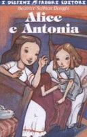Copertina  Alice e Antonia