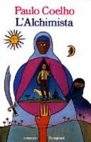 Copertina  L'alchimista