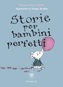 Copertina  Storie per bambini perfetti