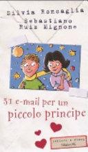Copertina  31 e-mail per un piccolo principe
