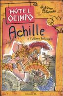 Copertina  Achille e l'ultima battaglia