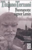 Copertina  Buonanotte, signor Lenin