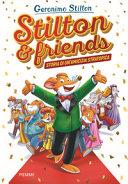 Copertina  Stilton & friends : storia di un'amicizia stratopica