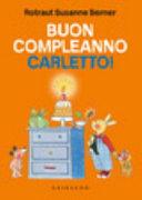 Copertina  Buon compleanno Carletto!