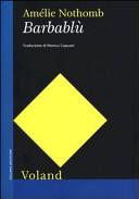 Copertina  Barbablu