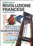 Copertina  Guida alla Rivoluzione francese