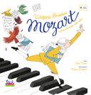 Copertina  Wolfgang Amadeus Mozart : il genio illuminato dalle stelle