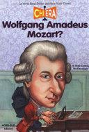 Copertina  Chi era Wolfgang Amadeus Mozart?