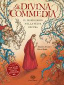 Copertina  La Divina Commedia : il primo passo nella selva oscura