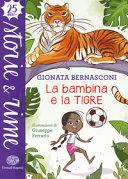 Copertina  La bambina e la tigre