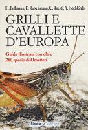 Copertina  Grilli e cavallette d'Europa
