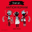 Copertina  Scopri gli... antichi romani