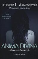 Copertina  Anima divina - Covnanti series #3
