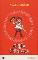 Copertina  Greta grintosa