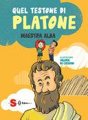 Copertina  Quel testone di Platone