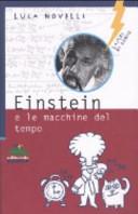 Copertina  Einstein e le macchine del tempo