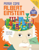 Copertina  Pensa come Albert Einstein