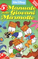 Copertina  5° Manuale delle Giovani Marmotte