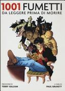 Copertina  1001 fumetti da leggere prima di morire