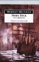 Copertina  Moby dick o la balena