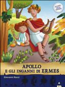 Copertina  Apollo e gli inganni di Ermes