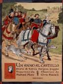 Copertina  Un anno al castello : diario di Tobias Burgess, paggio