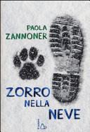 Copertina  Zorro nella neve