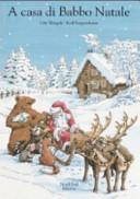 Copertina  A casa di Babbo Natale