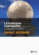 Copertina  La tradizione cosmopolita : un ideale nobile ma imperfetto