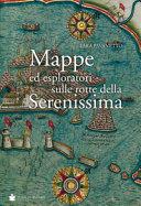 Copertina  Mappe ed esploratori sulle rotte della Serenissima