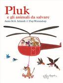 Copertina  Pluk e gli animali da salvare