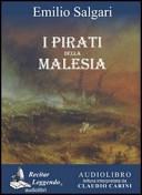 Copertina  I pirati della Malesia : audiolibro