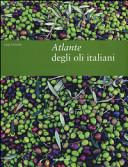 Copertina  Atlante degli oli italiani
