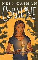 Copertina  Coraline