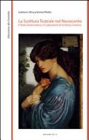 Copertina  La scrittura teatrale nel Novecento : il testo drammatico e il laboratorio di scrittura creativa